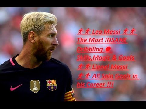 Leo Messi  The Most INSANE Dribbling  SkillsMagic & Goals  Lionel Messi  All Solo Goals in his Career !!!   Hello Everyone in this video i show you Lionel Messi: the best footballer  the world has ever seen .A list of amazing Messi facts goals and pictures from the greatest player in history.  Lionel Messi is the greatest player in the history of football. Dispute it all you want but there is magic  in the feet of the little Argentinian genius that no other has ever had. Talent alone isnt…