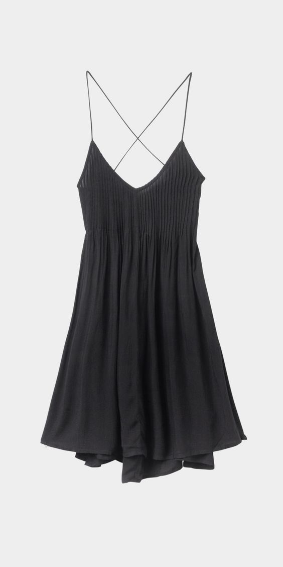 You can never have enough black dresses
