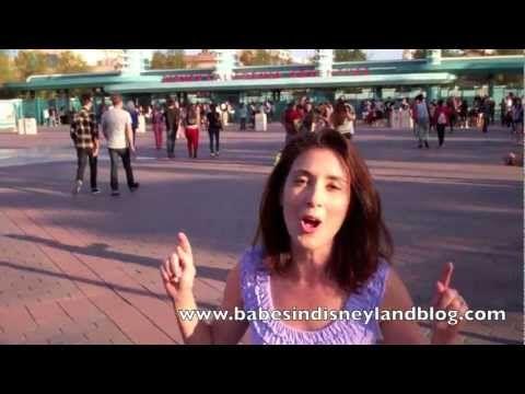 Disney California Adventure Re-grand Opening Teaser (Babes In Disneyland)