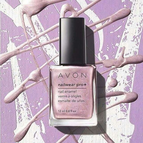 #ManiMonday: Start a Summer love with our flirtatious and fun Nailwear Pro+ Nail Enamel in Romance! www.youravon.com/tmorgan813