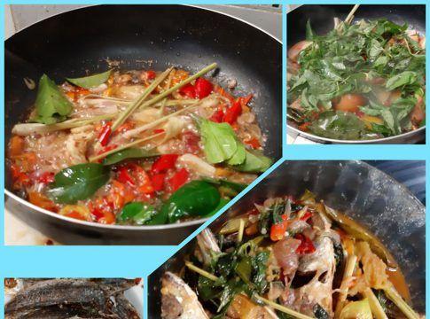 Ikan Pindang Masak Oblok Oblok By Martha Liem Masakan Thailand Resep Masakan Ide Makanan