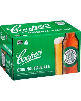 Bia Copper Pale Ale 4,5% - Chai 375ml - Bia Nhập Khẩu