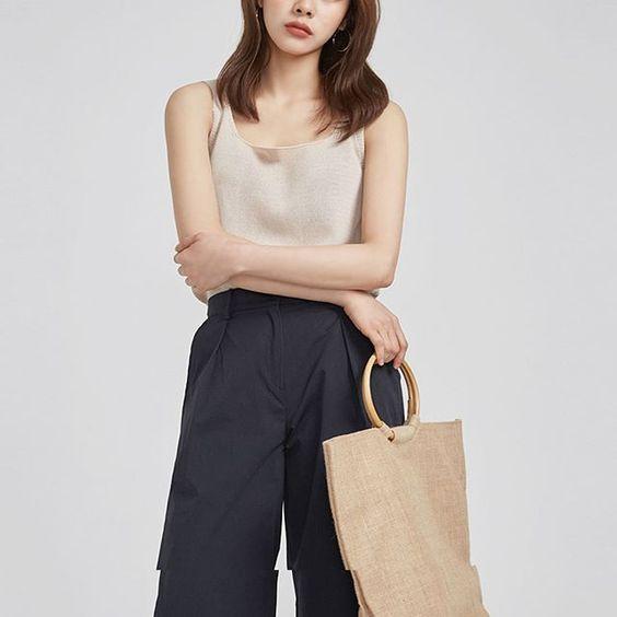 Unique Women Korean Fashion