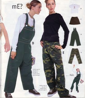 I Heart the 90s : Delia's Catalog - Fall 1996 >I used to get so excited when this would come in the mail.