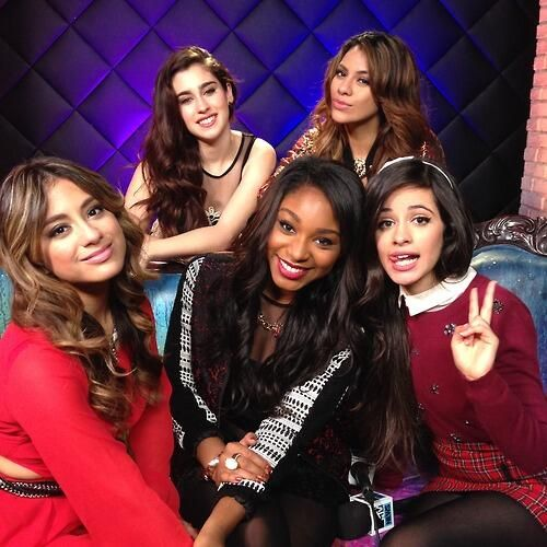 Fifth Harmony. I like some of their songs, but some of them eh and some are great.