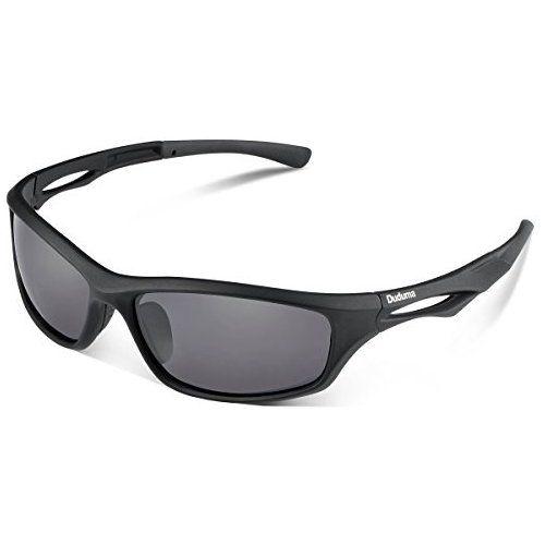 Duduma Polarisierte Sportbrille Sonnenbrille Fahrradbrille Mit