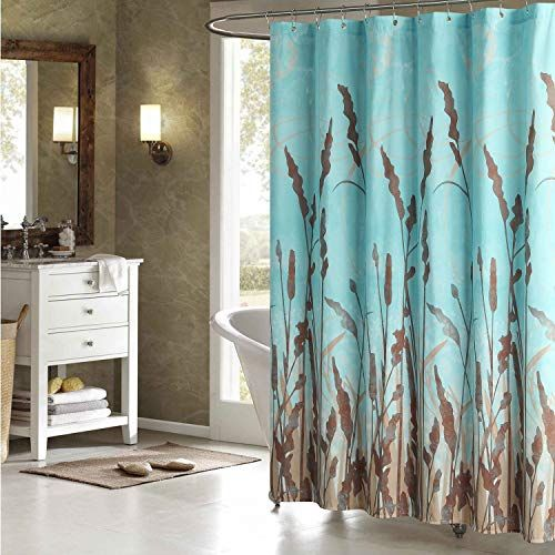Ds Curtain Montana Fabric Shower Curtain Waterproof Polyester