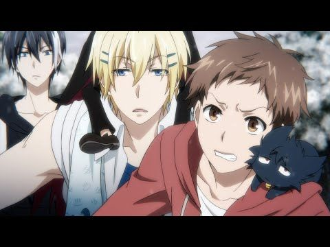 Servamp The Movie Alice In The Garden English Sub Youtube Movies Anime Alice