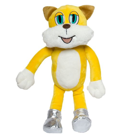 Stuffed Animal Stampy Cat