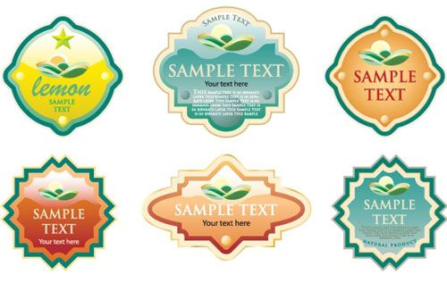 8.free vector banners