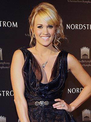 Carrie Underwood leads the pack with 5 CMT Music Awards nominations. Read more: http://www.people.com/people/article/0,,20589256,00.html