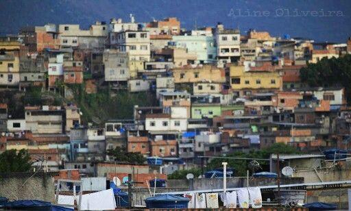 Complexo da Maré favela Nova Holanda RJ