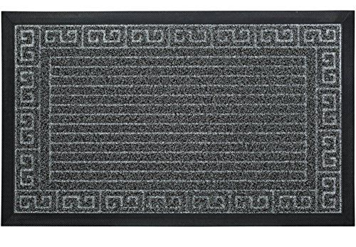 Doublecheck Products Quality Entrance Rug Door Mat Super Effective Shoe Scraper Fabric Elegant Welcome Design Indoor And Outdoor Doormat Super Grip Rubber Backi Outdoor Door Mat Entrance Rug Welcome Design