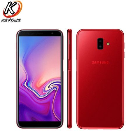 Brand New Samsung Galaxy J6 J610f Ds J6 Plus 4g Lte Mobile Phone 6 03gb Ram 32gb Rom Android 3300mah Side New Samsung Galaxy Samsung Galaxy Fingerprint Phones