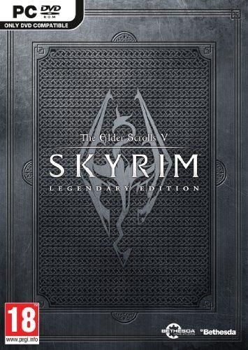 The Elder Scrolls V Skyrim Legendary Edition (PC DVD) Bet…