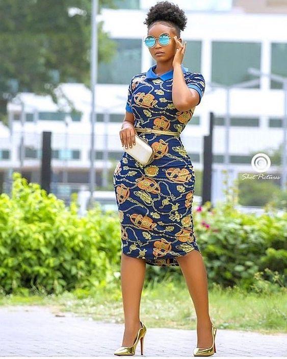 18 Cosmopolitan Ankara Fashion Styles For Ladies - AfroCosmopolitan