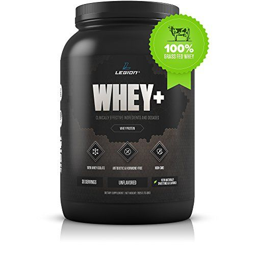 Cheap Legion Whey Unflavored Whey Isolate Protein Powder From Grass Fed Cows Low Carb Low Calorie Non Gmo Lactose Free Gluten Free Sugar Free Great For Whey Isolate Protein Powder Isolate