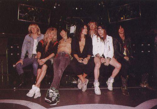 Guns N' Roses - Fotos - VAGALUME