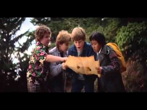 "The Goonies: Cyndi Lauper ""Goonies 'R' Good Enough"""