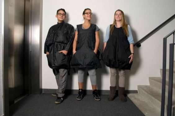 Jacket to Help Airline Passengers Dodge Baggage Fees
