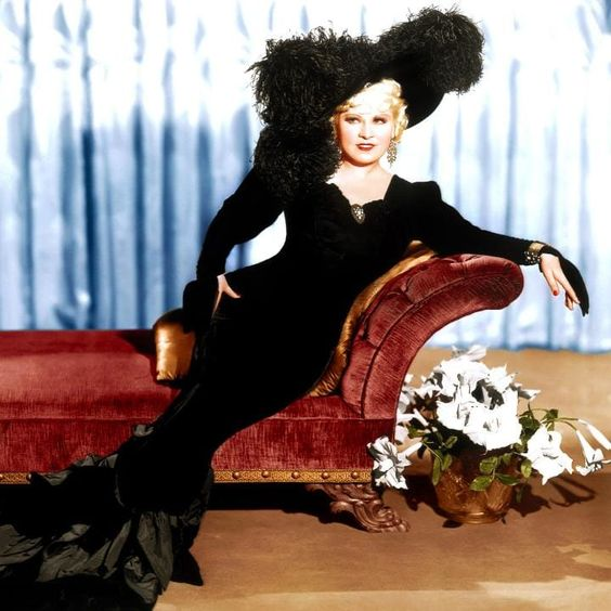 'His mother should have thrown him away and kept the stork.'  Mae West (1893-1980)