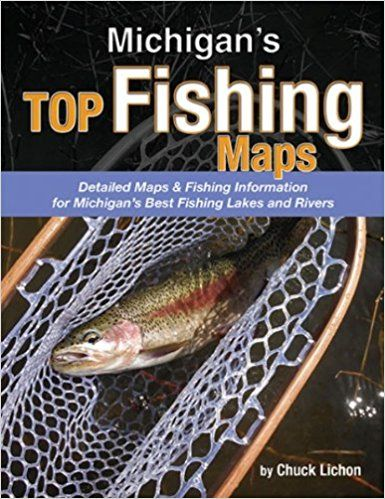 michigan maps fishing