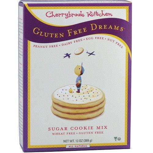 Cherrybrook Sugar Cookie Mix Wheat Free Gluten Free ( 6x13.1Oz)