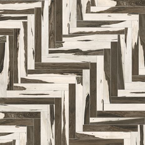 Over Black White Porcelain That Looks Like Wood Can