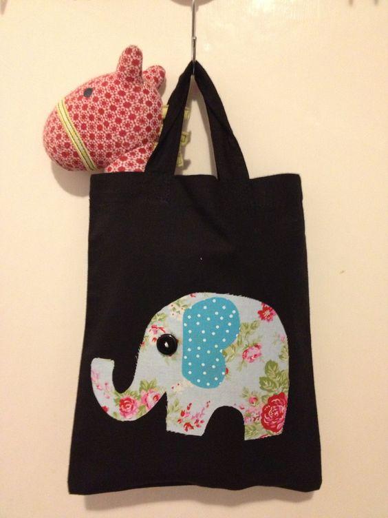 Handmade Ellie bag