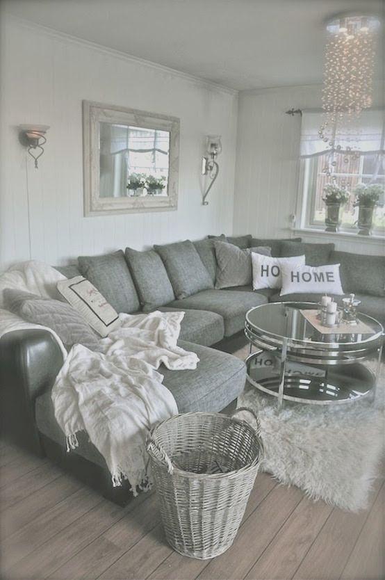 38 Comfortable Grey Living Room Sofa Ideas You Must Check Mebel Dekorasi Rumah Rumah