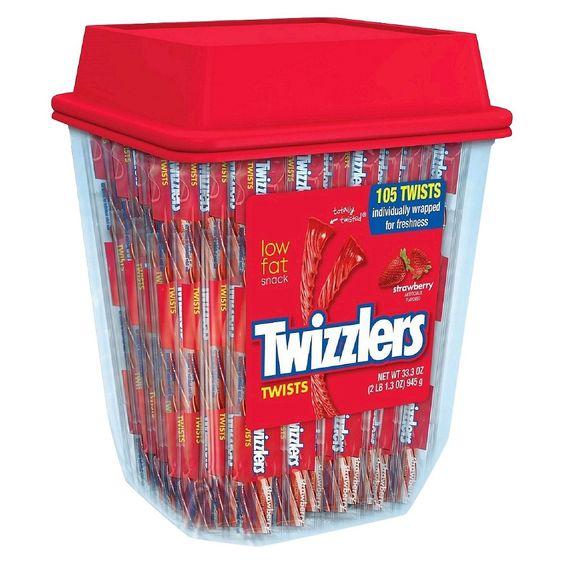 Twizzlers Strawberry Twists 33.3 oz