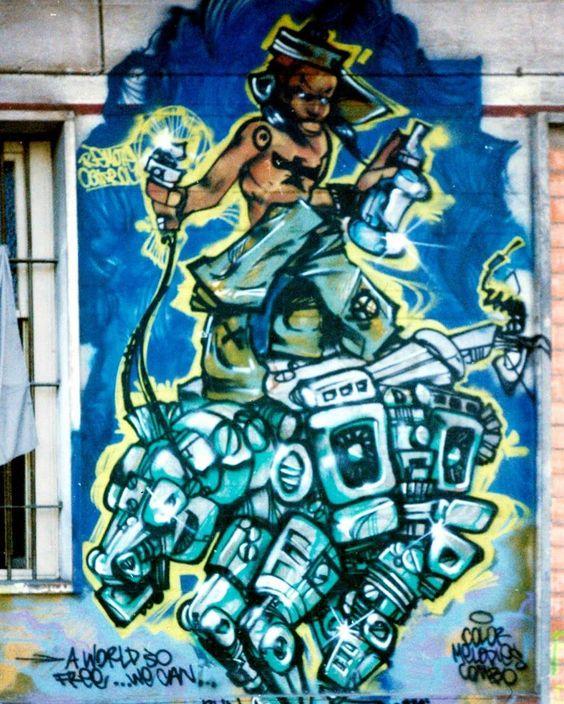 Erano i primi degli anni 90 quando su una rivista Skate credo vidi questo muro incredibile di Mr. Dayaki Cmc aka DeeMo. Lartwork di questa edizione di Amazing day sarà una rivisitazione a quattro mani del suo Cavallo Meccanico un pezzo dipinto a Bologna del 1991 ancora oggi di alto livello direi. Per me un vero classico. Mr Wany ART #amazingday #ironlak #redbull #abralux #awritersknows #backtotheroots by mrwanys