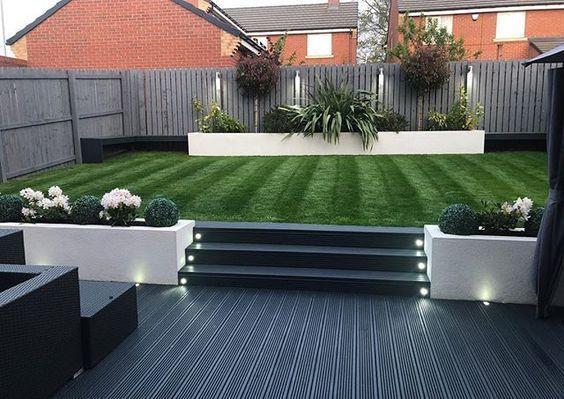 Pin On Patio Patio Garden Design Outdoor Gardens Design Modern Backyard