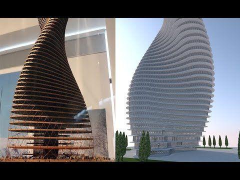 Tutorial Archicad 22 Design Spiral Building Tower Gambar