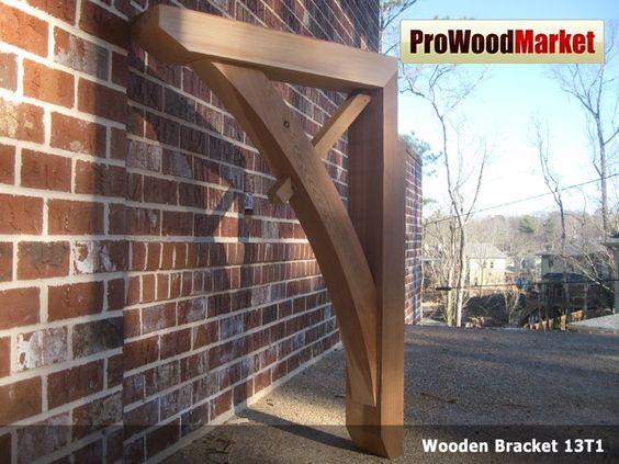 Wooden Cedar Bracket 13T1   Products I Love   Pinterest   Woods
