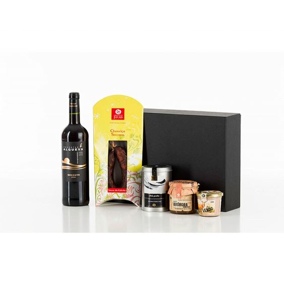 It by Jugais Vinho e Enchidos - Gourmet - Caixas - Presentes.pt