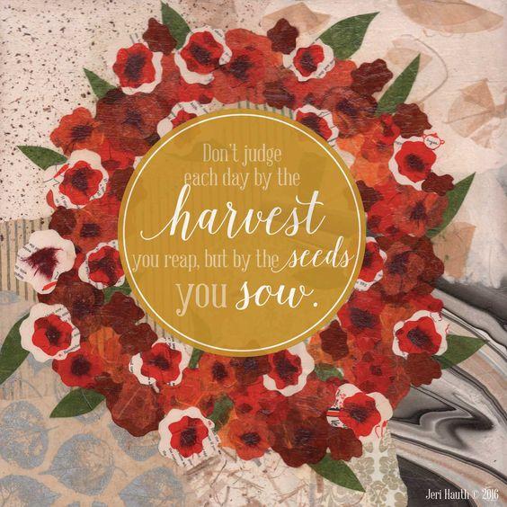 """Joyful Wreath-Fall"" fine art giclee print"