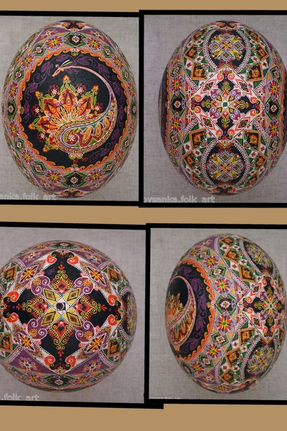 ukrainian eggs | Ukrainian Pysanka, Pysanky Egg by Olen ... | Pysanky & More Eggs