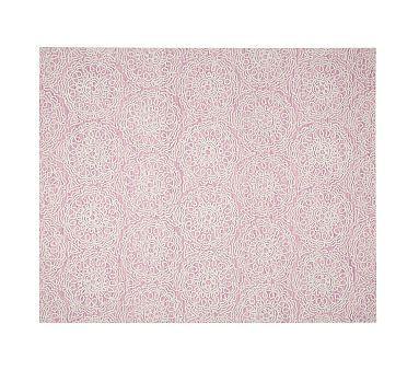 Audrey Floral Rug 8x10 Feet - Pink