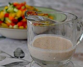 Greek Salad Dressing recipes-condiments
