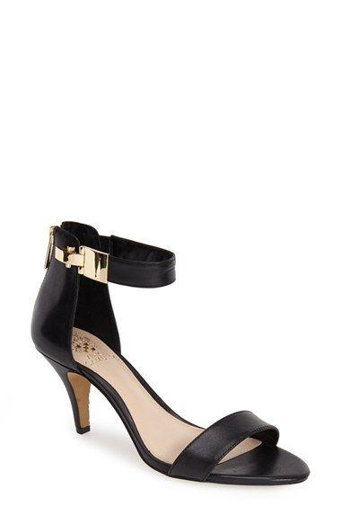 Women&39s Vince Camuto &39Magner&39 Ankle Strap Sandal 3 1/2&quot heel