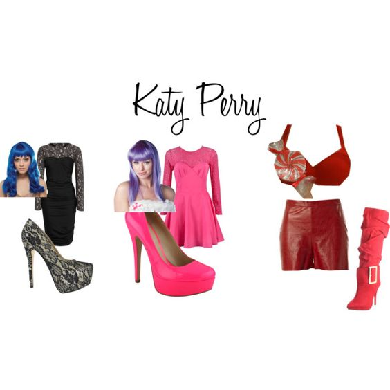 """Katy Perry 2"" by ashley-nicole-parris on Polyvore"