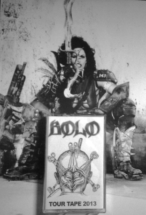 BOLO Demo tape Grindcore/ Powerviolence from Russia.  For sale. http://nihilisticdistro.tictail.com/products/last-news