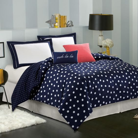 Little star comforter and comforter sets on pinterest for Bed bath and beyond kate spade