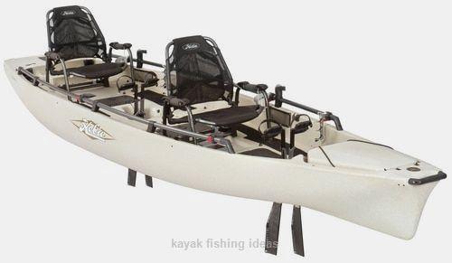 Kayak Fishing A Complete Guide To Kayak Fishing In Saltwater And Freshwater With Images Tandem Fishing Kayak Hobie Kayak