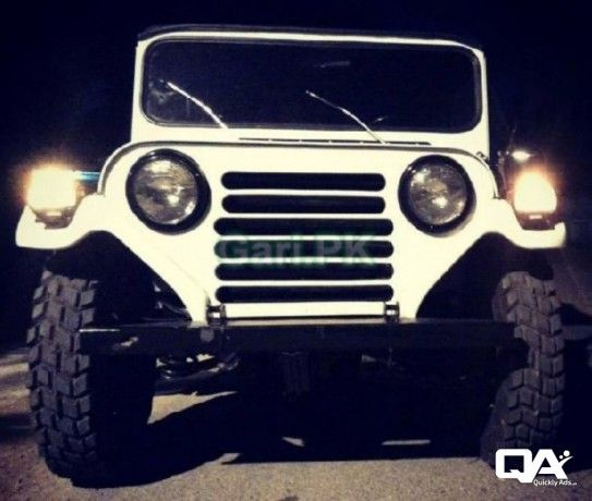 Jeep M 151 1996 For Sale In Lahore Lahore Buy Sell Quicklyads Pk Jeep Monster Trucks Sale