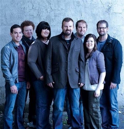 Casting Crowns - amazing, and even better live