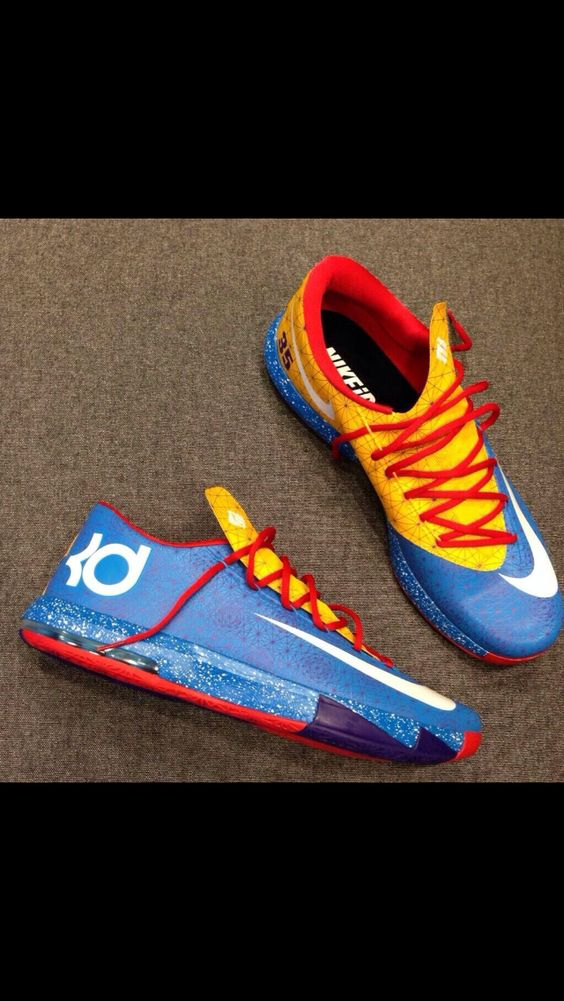 Nike Zoom KD 6 Year of the Horse YOTH