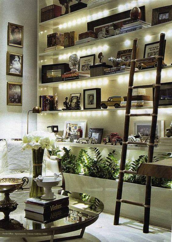 7 dicas para organizar sua estante