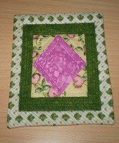 how to: patchwork quilt